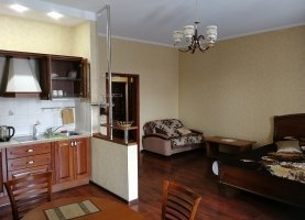 Снять - фото. Снять однокомнатную квартиру посуточно без посредников, Иркутск, Ямская улица, 1/3 - фото.