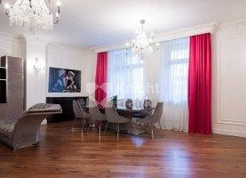 - фото. Купить четырехкомнатную квартиру без посредников, Москва, Хилков переулок, 1, метро Парк культуры - фото.